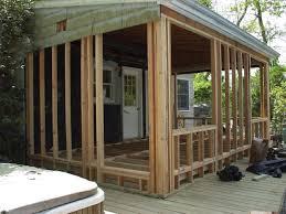 sun porch windows framing a for contractor talk 7