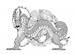 Feel free to print and color from the best 40+ dragon pictures coloring pages at getcolorings.com. Dragons Coloring Pages For Adults