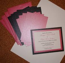 stylish diy wedding invitations do it yourself wedding invitations memcatch