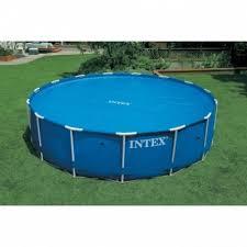 <b>Тент</b> солнечный прозрачный для бассейнов 488см <b>Intex 29024</b>