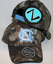 Zhats Size Chart Zephyr University Of North Carolina Unc Tar Heels Remington Hunting Camo Adult Mens Womens Youth Adjustable 100 Cotton Baseball Hat Cap