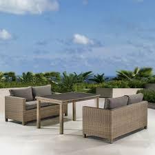 <b>Комплект мебели Afina</b> T256B/S59B-W65 Light brown купить в ...