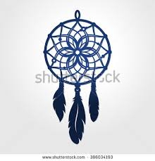 What Is A Dream Catcher Used For Die Cut Dream Catcher Silhouette May Stock Vector 100 51