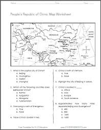 ancient chinese architecture worksheet. china - free printable map worksheet for grades 4-6. ccss geography/ ancient chinese architecture