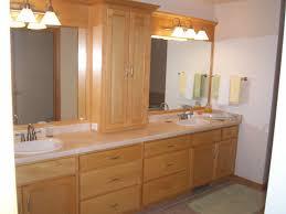 bathroom vanity design ideas. Bathroom:Best Black Wood Modern Double Sink Bathroom Vanity Design Inspiration With Rectangle Frame Glass Ideas