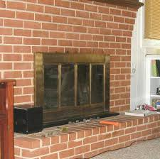 painting brick fireplace brick fireplace before painting brick fireplace brown
