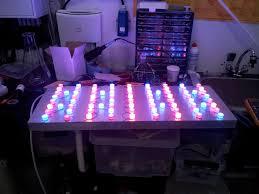 led lighting for diy led grow light schematic and entrancing diy led grow light panel