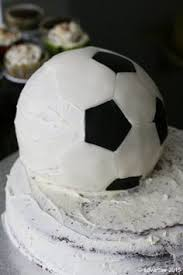 How To Decorate A Soccer Ball Cake Soccer Ball Cupcake Tutorial Cake Decorating Blogs at CakesDecor 65