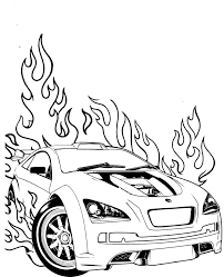 Small Picture New Hot Wheels Coloring Pages 57 With Additional Coloring Books