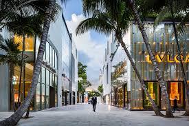 Miami Design District Stores Miami Design District Sb Architects