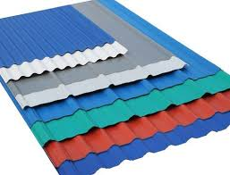 colour coated roof sheet pvc corrugated sheet manufacturer from kolkata