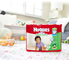 Huggies Pull Ups Size Chart Huggies Little Movers Slip On Diaper Pants For Sizes 3 6
