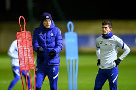 The german took psg to the. Four Things Noticed From Thomas Tuchel S First Chelsea Training Session Mirror Online