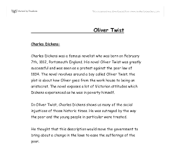 oliver twist nancy gcse english marked by teachers com document image preview