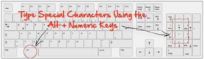 Symbols On Keyboard How To Type Symbols Like Smiley Copyright Trademark Etc