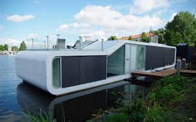 Floating House Plans Luxury Floating House In Amstel River Amsterdam Nytexas