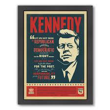 Winston Porter 'Kennedy' Framed Vintage Advertisement | Wayfair