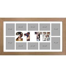 kwik picture framing ltd 21st photo frame personalised name frames large multi 21st word photo