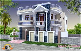 2500 square feet house in land area of 35 x60 kerala home