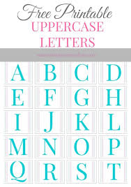 free printable alphabet. Brilliant Printable These Large Printable Letter Templates Are Such A Cute Option For Preschool  Alphabet Practice I And Free Printable Alphabet Pinterest