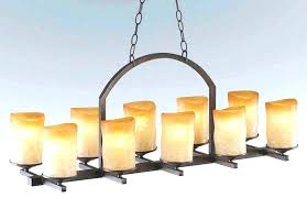 candle holder chandelier votive image of wrought iron chandeliers garden le oasis five chan