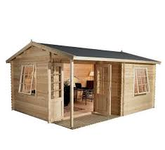 home office cabins. 5 x 4 waltons home office executive log cabin cabins