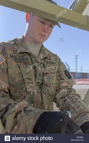 pennsylvania army pfc michael mcfadden a wheeled vehicle mechanic with the