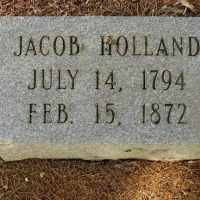 Rev. Jacob H Holland (1794–1872) • FamilySearch