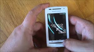 sony ericsson xperia x8. sony ericsson xperia x8 with fully working android 4.0.4 ice cream sandwich - youtube xperia