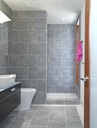 gray and white bathroom tile grey shower ideas black granite walls with grout