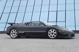 In addition, the buyer asked for a fire extinguisher. 1998 2007 Dauer Eb 110 Supersport Bugatti Supercars Net