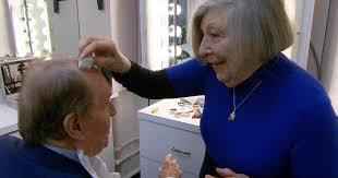 cbs makeup artist riccie johnson s brush with fame
