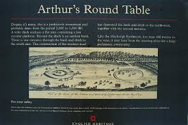 b king arthur s round table b posted