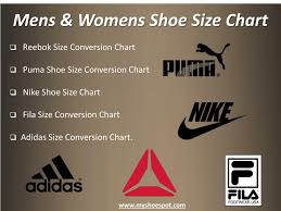 Ppt Shop Your Favorite Shoes With The Help Of Shoe Size