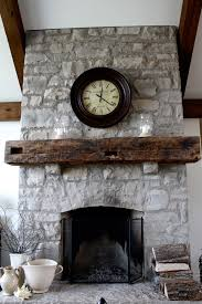 mantel ideas for a warm cozy fireplace