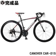 ロードバイク 700c約27インチ 完成品 自転車 シマノ21段変速 アルミフレーム Canover カノーバー Car 015 Uarnos