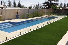 create exciting and stylish looks for your home project or renovation with this 12mm thick x 1200mm high x various widths frameless glass pool fencing