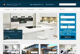 real state template 50 best html bootstrap real estate website templates 2017
