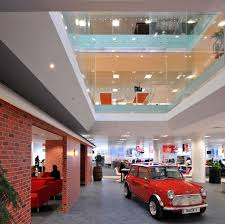 creative google office tel. British Themed Interior Design Creative Google Office Tel