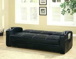leather spray paint for sofa black faux leather sofa bed w storage cup holders by coaster leather spray paint for sofa