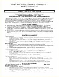 Field Engineer Resume Sample Operating Engineer Resume Examples Pleasing Supplier Quality About 1