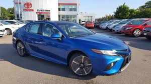 New 2018 Toyota Camry XSE V6 4dr Car in Boston #19791 | Expressway ...