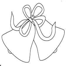 Wedding Bell Coloring Pages Coloring Pages