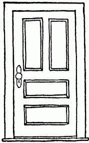 school door clipart. Door Clipart Black And White School Y