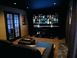 Basement Home Theater Design Ideas Awesome Picture Room Movie Theatre Cost