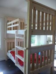 Homemade Bunk Beds  Build in a Weekend Project