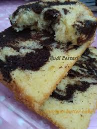 Marmer Butter Cake By Budi Lestari Langsungenakcom