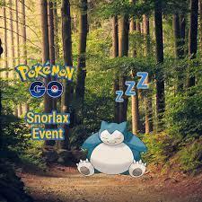 Snoozing with Snorlax 2019 - Pokémon GO