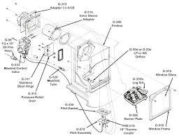kenmore stove parts. gas stove parts lapostadelcangrejo for brilliant residence kenmore designs