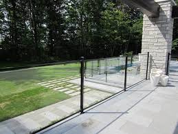 glass fence cost